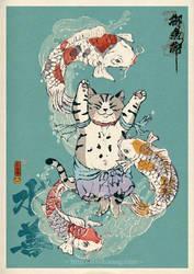 Fishbender by xiaobaosg