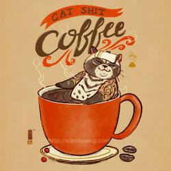 Cat Shit Coffee