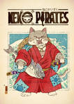 Neko Pirates by xiaobaosg
