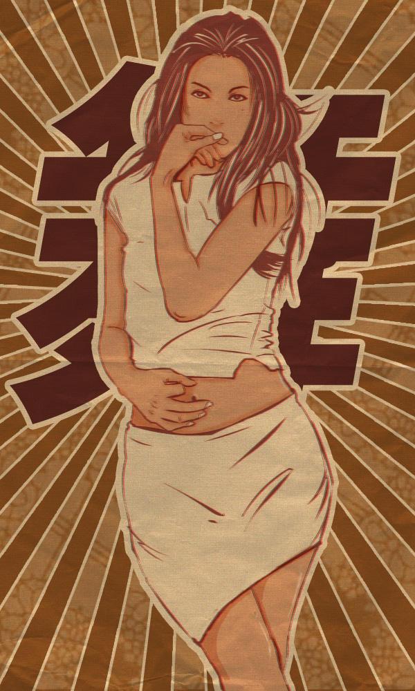 Dancing Queen 2 by xiaobaosg