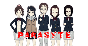 Parasyte -The Maxim - by XxChellie-DawgxX