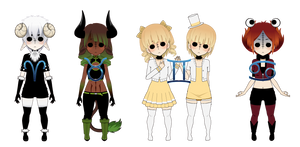 Zodiac Dolls - Series 1 - Limited Time