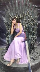 Megara Queen of Westeros