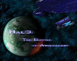 Halo: The Battle of Antecedent by Kyouraku-taichou