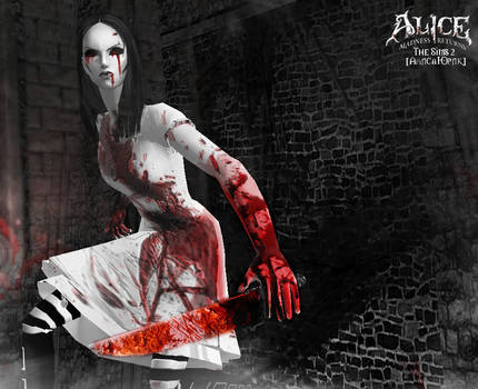 Alice:Madness Return TheSims06 by AliceYuric