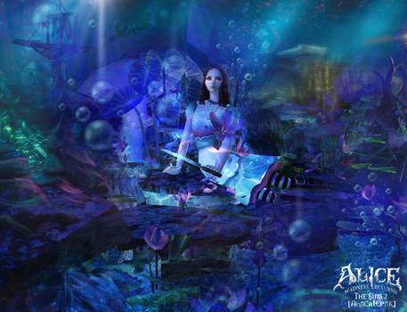 Alice:Madness Return TheSims13 by AliceYuric