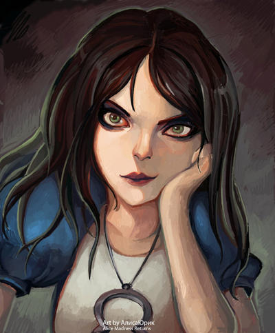 alice madness returns русификатор steam
