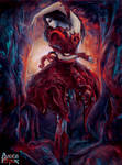 Fleshmaiden Art by AliceYuric