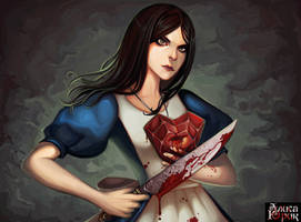 Alice Madness Returns by AliceYuric