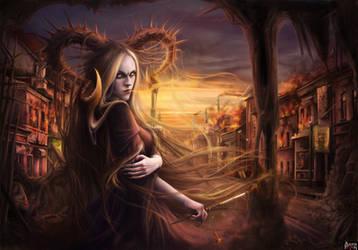 Disturbing dream by AliceYuric