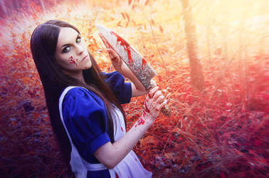 American McGee Alice COSPLAY [1] by AliceYuric