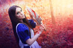 American McGee Alice COSPLAY [1]