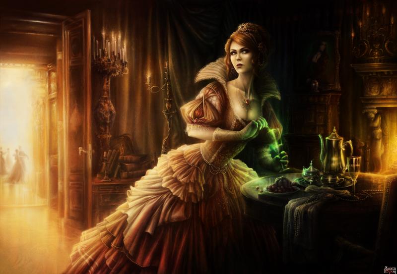 Lethal splendor by AliceYuric