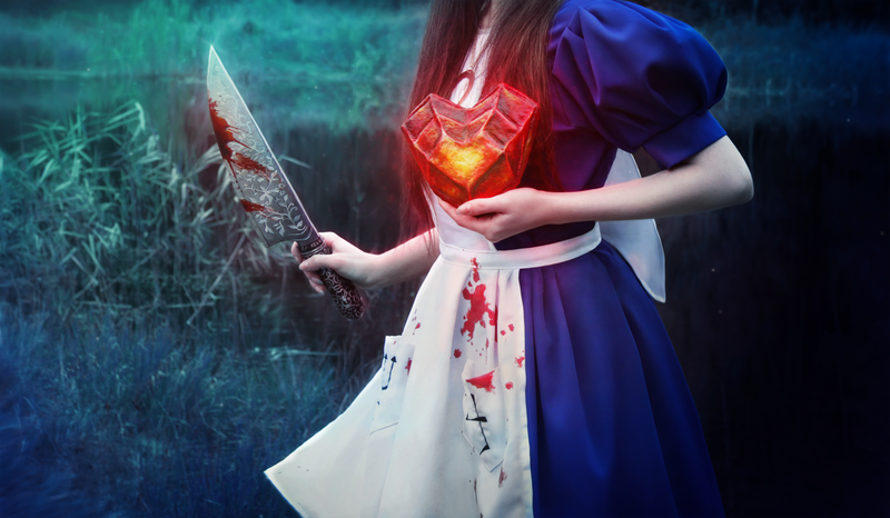 American McGee Alice COSPLAY [5] by AliceYuric