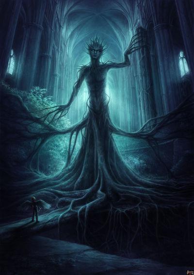 Cobweb of dreams by AliceYuric