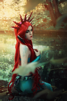 Mermaid - [ORIGINAL COSPLAY] (2) by AliceYuric