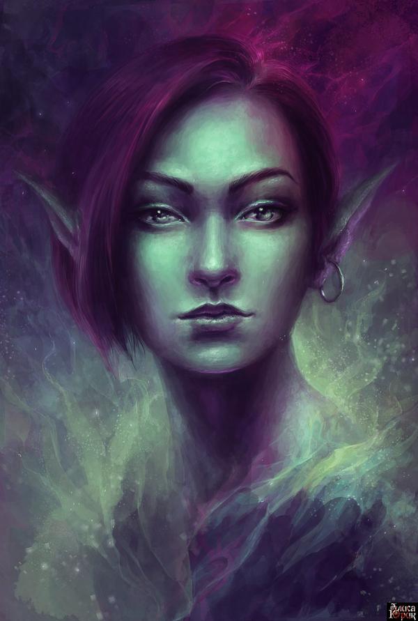 Elf by AliceYuric