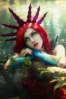 Mermaid - [ORIGINAL COSPLAY] (3) by AliceYuric
