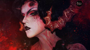 MAKEUP - Zodiac signs [Aries] by AliceYuric