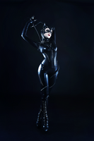 Batman Returns - Catwoman [COSPLAY] (1) by AliceYuric