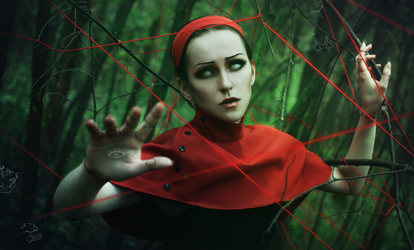 The Path - Scarlet [COSPLAY] (3) by AliceYuric