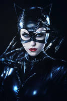 Batman Returns - Catwoman [COSPLAY] (2) by AliceYuric