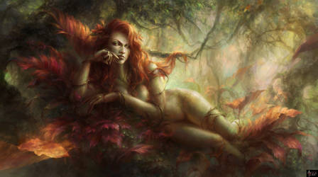 Poison forest by AliceYuric