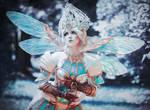 Fairy Rococo - [ ORIGINAL COSPLAY ] (3) by AliceYuric