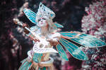 Fairy Rococo - [ ORIGINAL COSPLAY ] (4) by AliceYuric