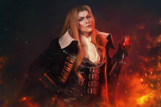 Castlevania Alucard - [1]