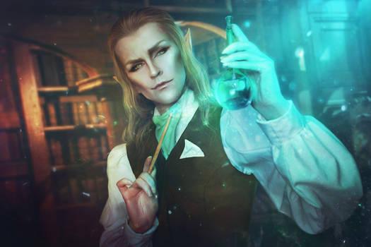 Professor Palladium - [Winx Club] (1)