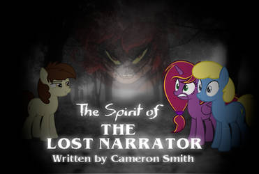 The Spirit of The Lost Narrator by cam-and-sister-paint