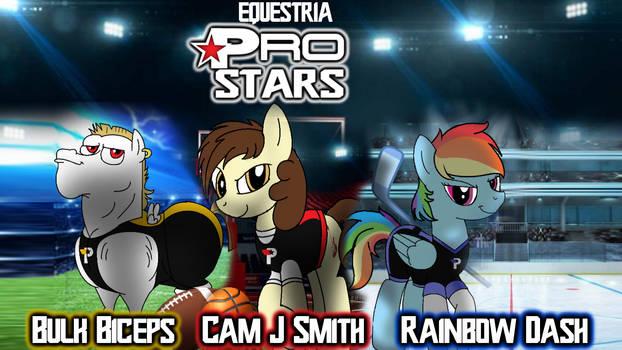 Equestria Pro Stars poster