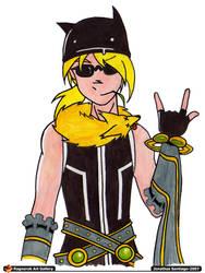 RO ArtGallery 19-Professor by Alucard-Lockheart