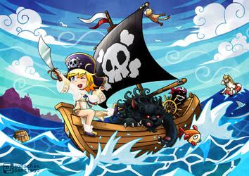 Black Desert Online - Pirate Adventures