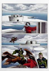 Fantasy Comic 01 by GilB57