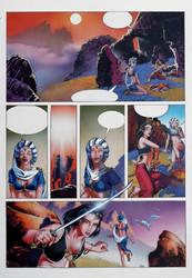 Fantasy Comic 02 by GilB57