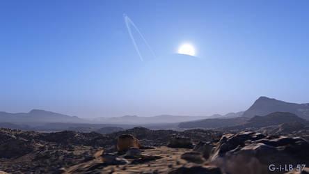 Planetary Desert 07