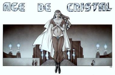 Age De Cristal (cover)