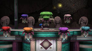 Sonic Hidden Palace Zone