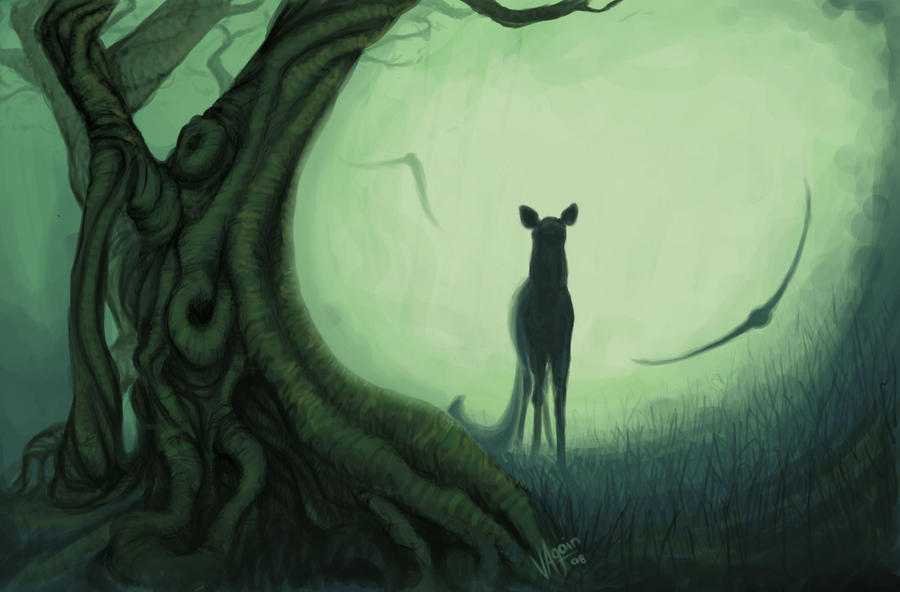 Alone. by VibblesAgain