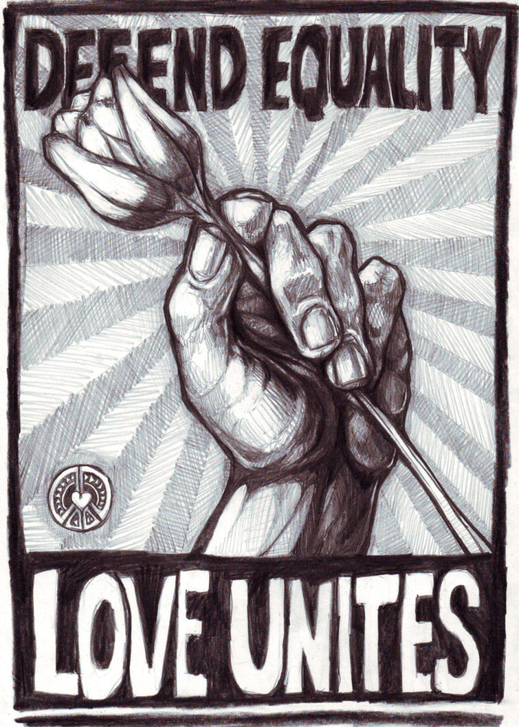 Love Unites by VibblesAgain