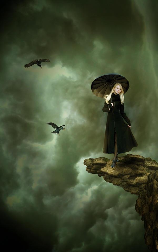 A dark walk by Solanaceae85