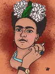 Frida (redraw)