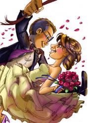 Wedding by Zoiloland