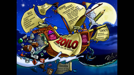 Zoilo Martin Curriculum Vitae by Zoiloland