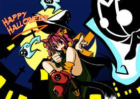 Happy Halloween from Hell by onikiri