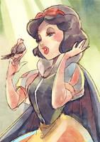 Snow White by Umintsu