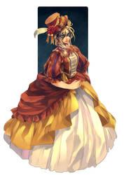 JOJO'S HALLOWEEN Jolyne by Umintsu
