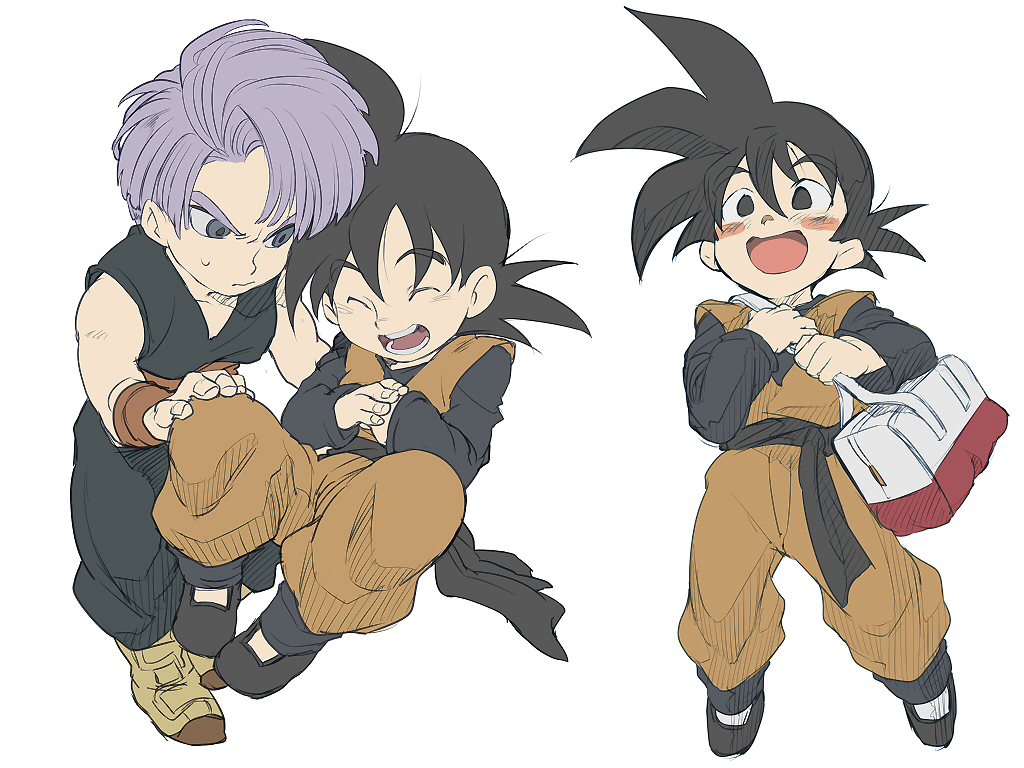 Dragon ball z gay sex images 4